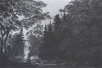 fairy rapids near baysville by joseph julius humme