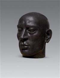 head portrait by xue jiye