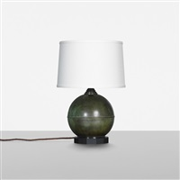 table lamp by ystad metall