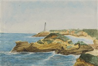 four views of fremantle (4 works) by anonymous (19)