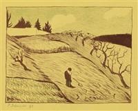 paysage by paul sérusier