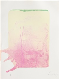 reflections xii by helen frankenthaler