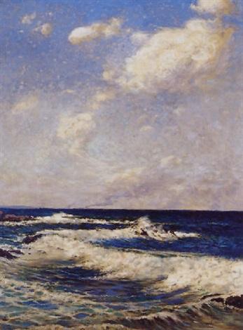 turbulent seas by thomas (tom) humphrey