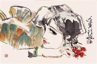 夏日情怀 by lin yong
