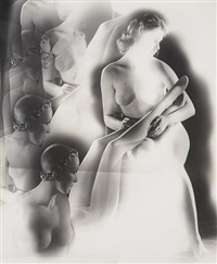 solarized nude by paul heisman