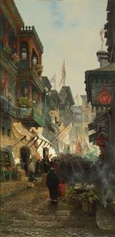 a bit of old china, san francisco by edwin deakin