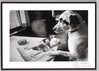kommissar-pecorino, wien, café sperl, mai 2000 by toni anzenberger