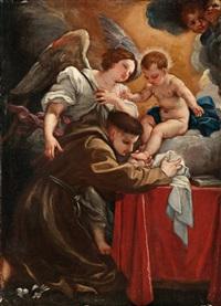 der heilige antonius von padua by anonymous-italian (17)