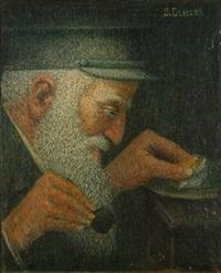 le fumeur by simon glatzer