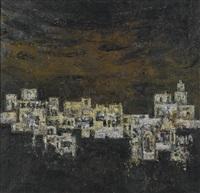 udaipur landscape by abdulrahim apabhai almelkar