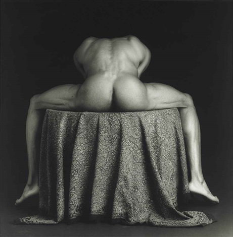carlton by robert mapplethorpe