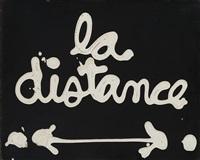 la distance by ben