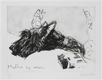 melba by malcolm by malcolm morley