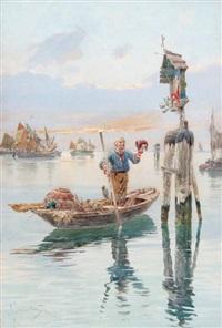 pescatore by giuseppe vizzotto alberti
