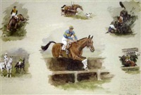 aintree calls by denis aldridge