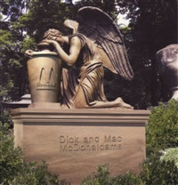 dick and mac mcdonaldams by petr axenoff