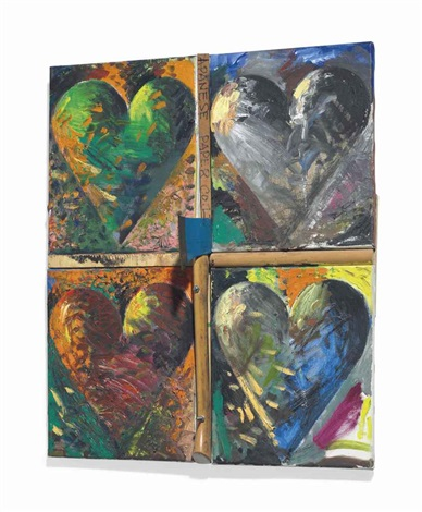 the japanese paper company by jim dine