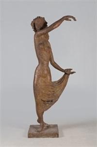 figura femenina by apelles fenosa