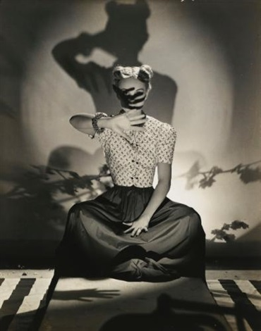 bunny hartley for vogue by horst p horst