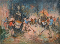 le monde du travail by joseph raumann