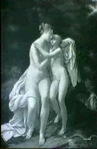 venus et l'amour by antoine jean joseph ansiaux