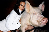 josie maron for sisley farming campaign by terry richardson