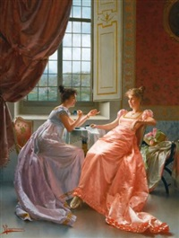 an amusing letter by vittorio reggianini