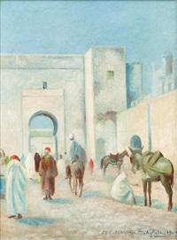 porte à fez by roméo aglietti