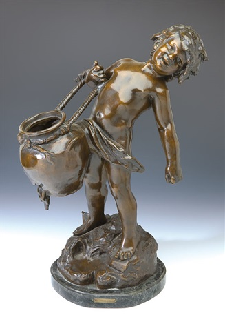 water carrier by auguste louis mathurin moreau