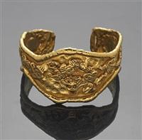 cuff bracelet by jean mahie