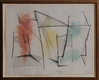 abstract by dorothy dehner