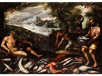 allegorie des wassers by paolo fiammingo dei franceschi