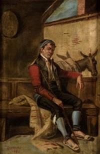 aldeano by josep (josé) cusachs y cusachs