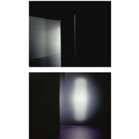 study iv (+ study v; 2 works from defining darkness) by ea vasko