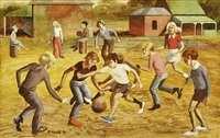 the soccer match by robert young