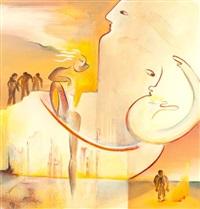 la transhumance by nicole leroux