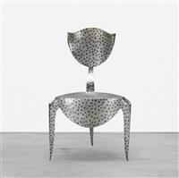 paris chair by andré dubreuil