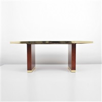 dining table by pierre cardin