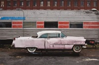 cadillac, wilkes barre, pennsylvania by theo anderson