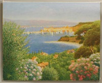 le golf de st. tropez by louis fabien