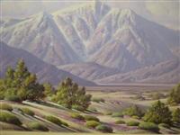 sierra landscape by ralph hammeras