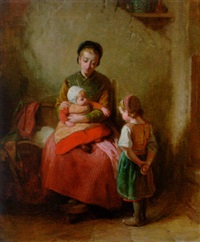 motherhood by thomas edward roberts