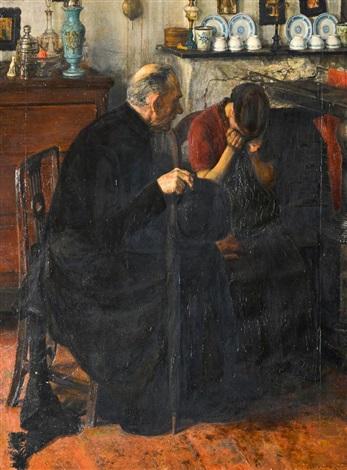 réconforter les affligés by alexander theodore honore struys