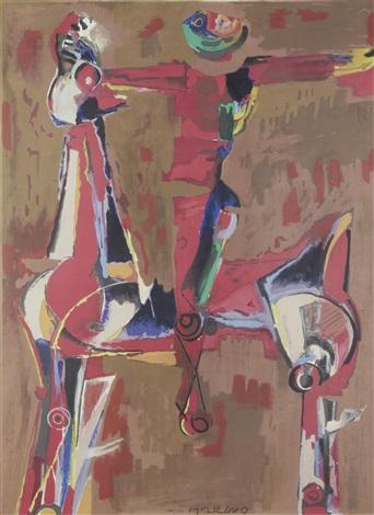 cavallo in armonia cavaliere e cavallo edition olympia 3 works by marino marini