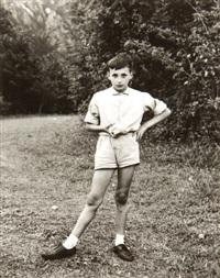 petit garçon au caillou by gabriel cualladó