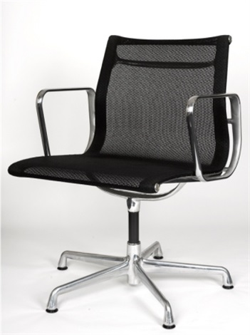 ea331 group chairs (4 works) by herman miller