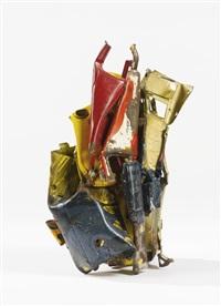 tonk #13-83 by john chamberlain