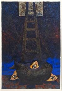 la escalera de la hormiga by eddie martinez