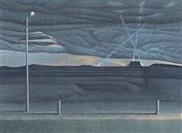 distant searchlights by jeremy smith