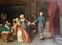 spurned lover by alessandro sani